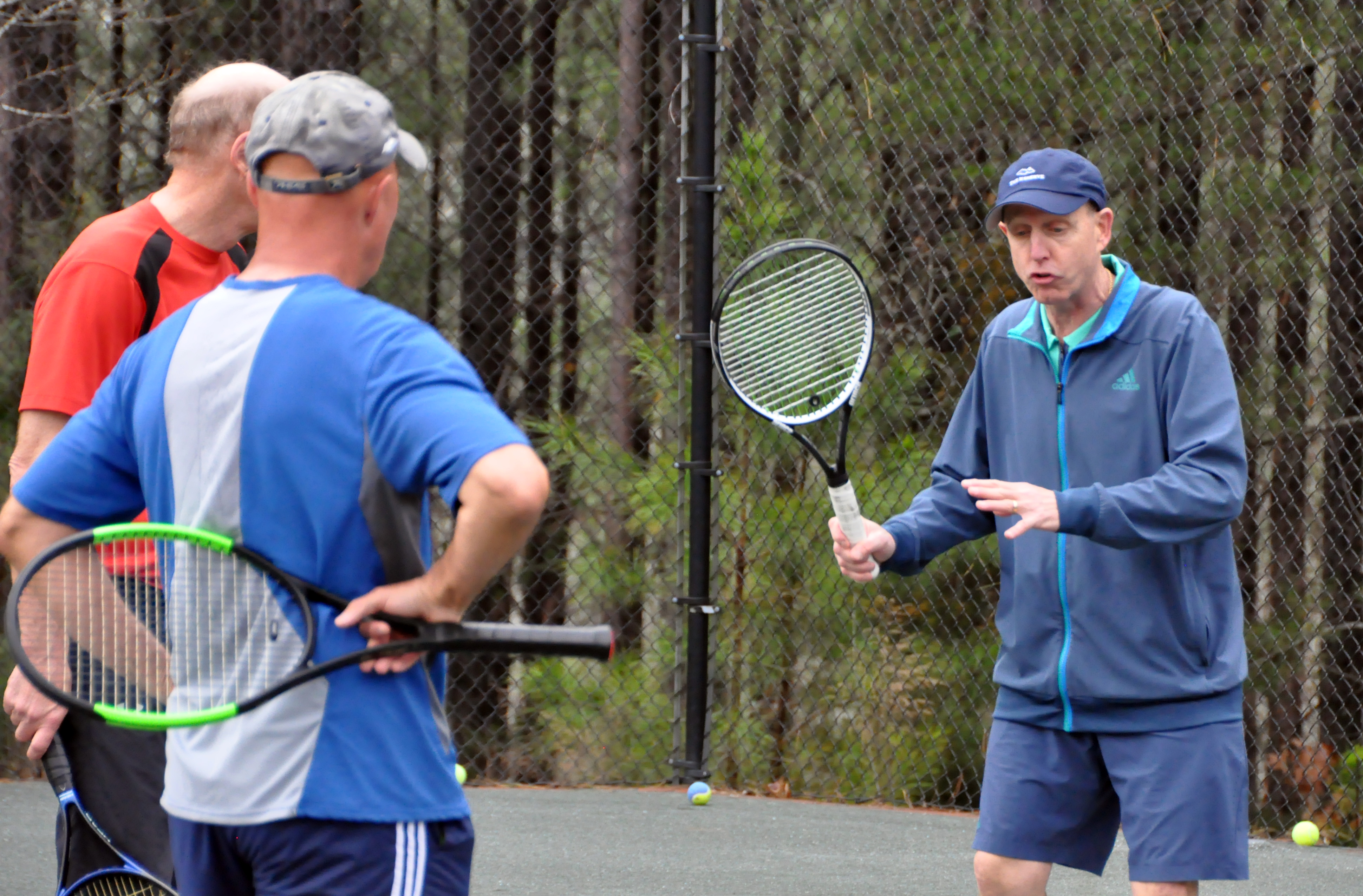 Welcome Mike Lissner, our New Director of Tennis at The Reserve at Lake Keowee