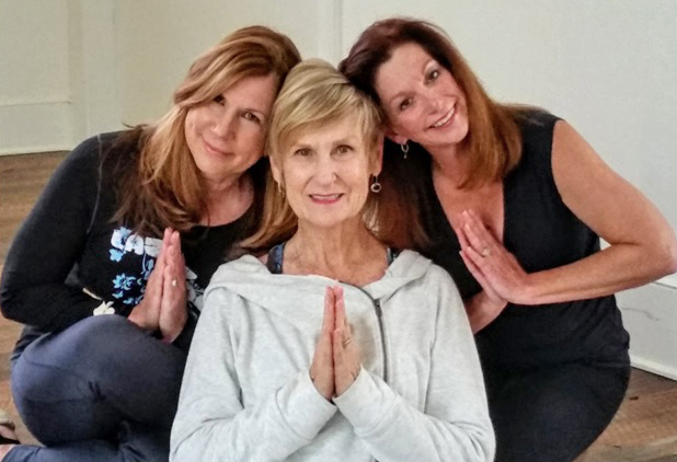 An Angel on Earth: The Story of Yoga at The Reserve