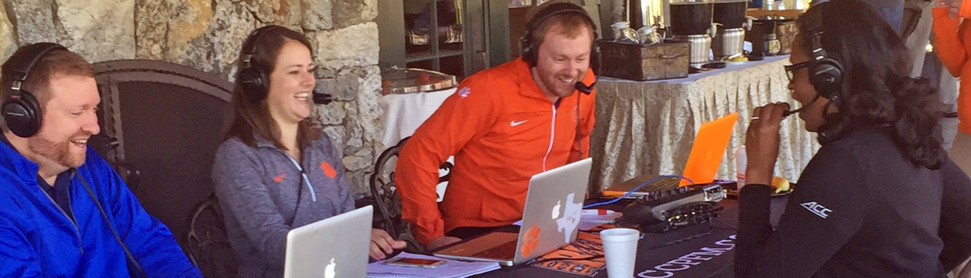 The Reserve at Lake Keowee hosts Clemson Basketball for Media Day